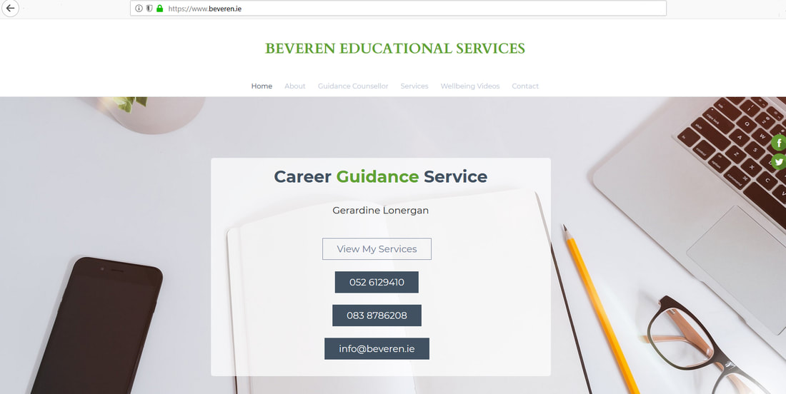 Beveren Educational Services, Career Guidance Service Gerardine Lonergan